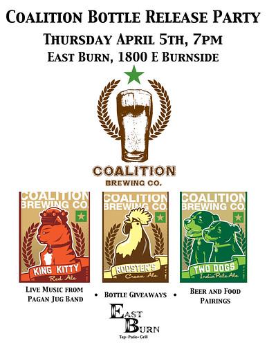 Coalition @ East Burn