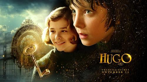 Hugo Movie. The Key