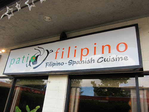 #LA2BAY:  Patio Filipino and Tastebuds