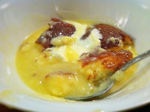 Bellebelle's Nommy Lemon Pudding