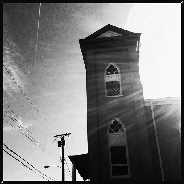 A Jackson Ward Church