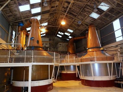 Whisky Stills, Ben Nevis Distillery