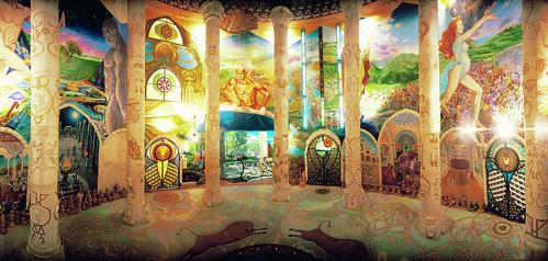 Hall of Earth - Spiritual