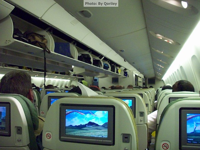 Auto Show Miami >> Ethiopian Airlines | Inside the plane. Ethiopian is one of ...
