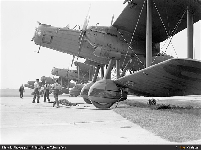 Handley Page HP.50 Heyford