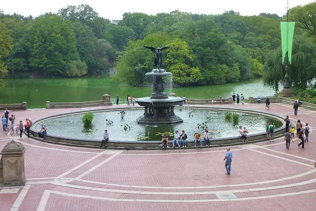 0825 - Bethesda Terrac @ Central Park