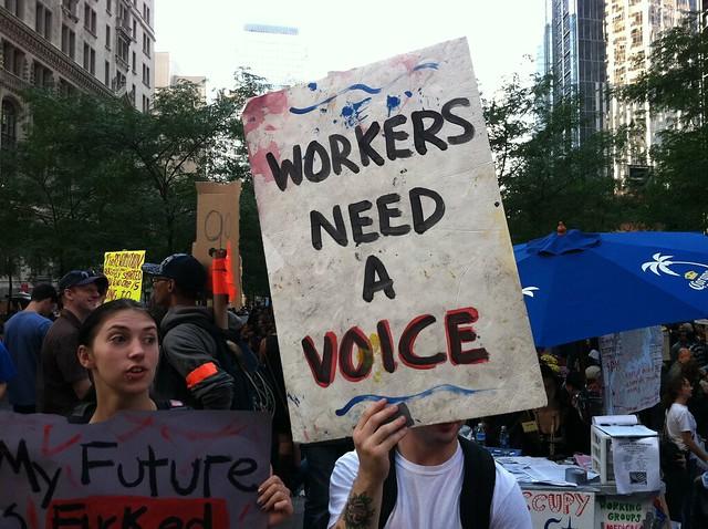 Occupy wall street 2078