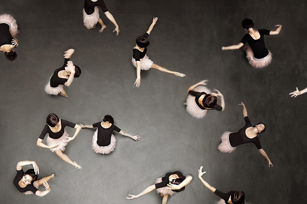 ballet from above