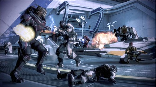Confirmed: Mass Effect 4 Will Use Frosbite Engine