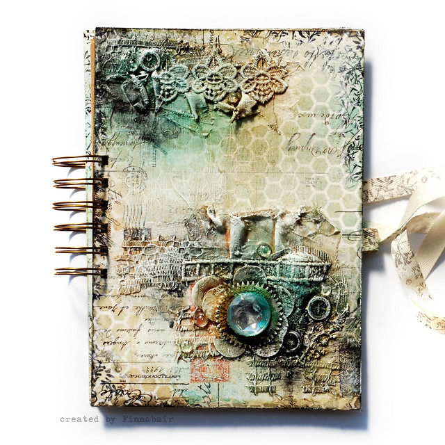 Misted - Art Journal c...