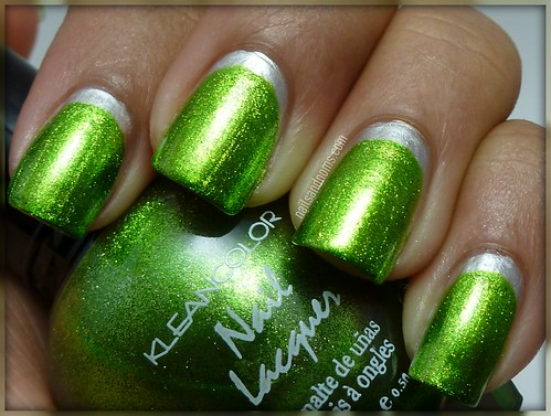 Ruffian Manicure, ovvero la french al contrario