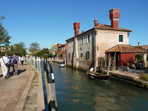 Torcello near basilica