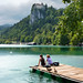 Enjoying the overwhelming beauty of Bled by B℮n