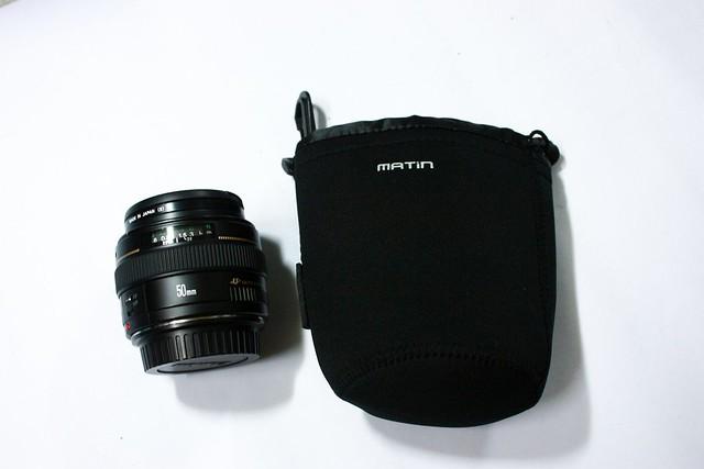 Phụ kiện DSLR: túi đựng filter, đựng lens, cap trước sau, tripod mini, bút lau lens! - 29