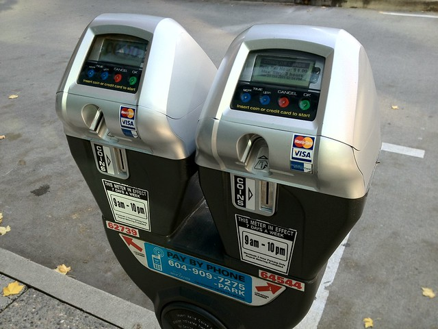 Vancouver Parking Meter