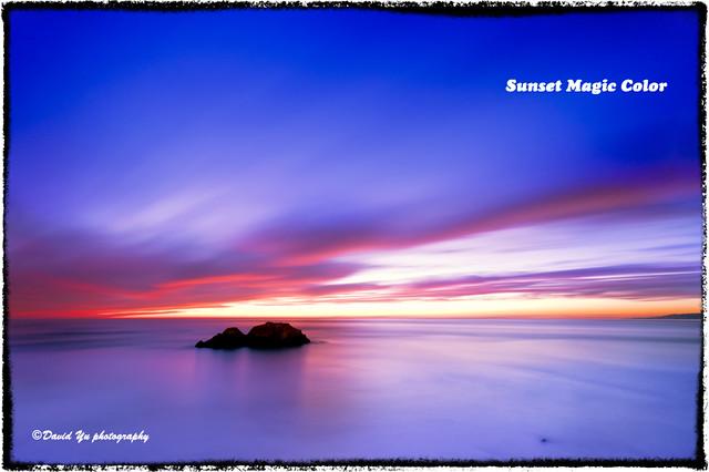 Sunset Magic Color