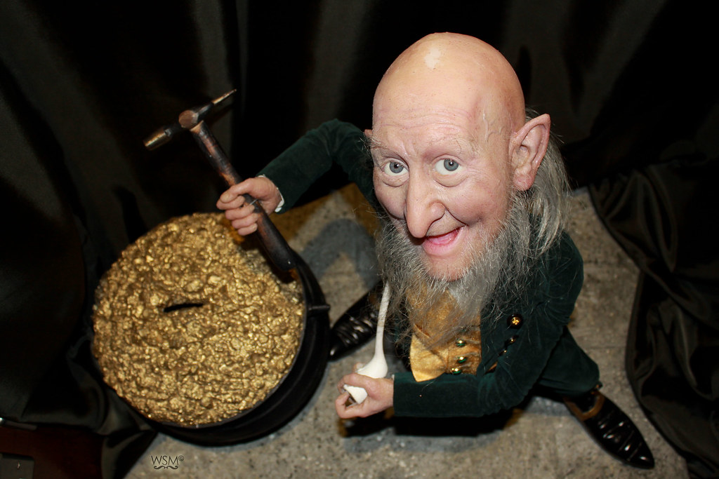 The Leprechaun - Dublin Wax Museum, IE