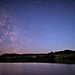 Milky Way Over Carter Lake, Fort Robinson