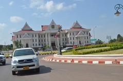 Palau Presidencial (de camí a l'estació de busos)