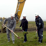 USAF, USACE break ground on ASOS facility in Vilsek