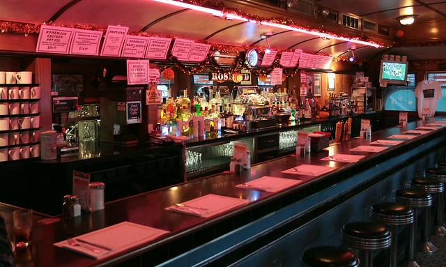 Rosebud Diner Somerville Ma Flickr Photo Sharing