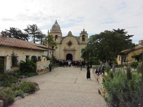 San Carlos Borromeo de Carmelo, mission, carmel IMG_8212