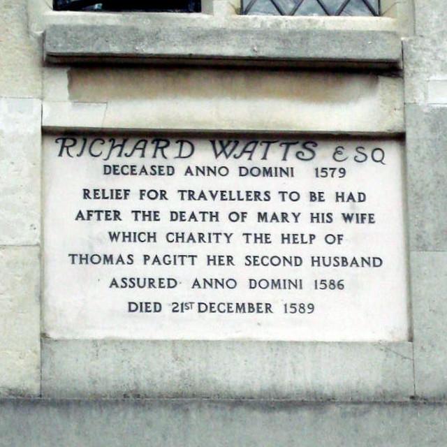 Photo of White plaque № 8534