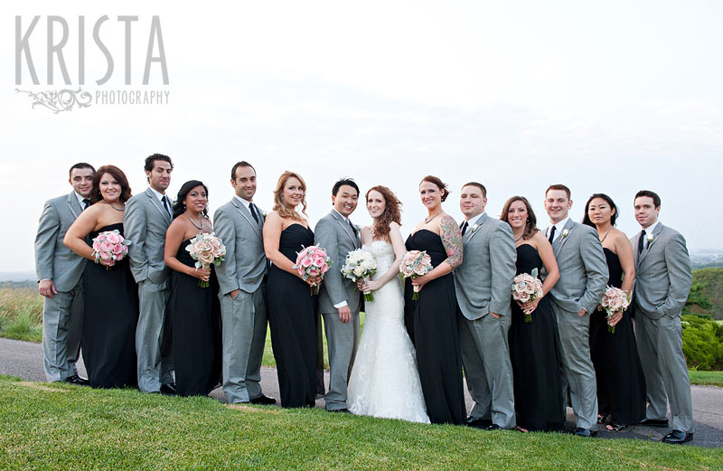 Wedding at the Granite Links Golf Club