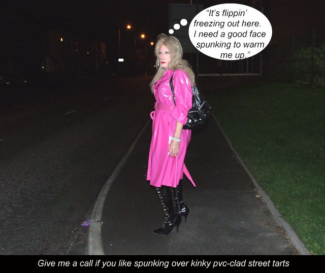 Flickr Katiekinks Streetwalking Tranny