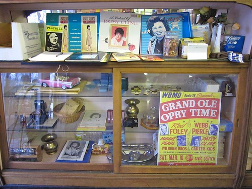 Gaunt's Drug Store Winchester VA - Patsy Cline Shrine