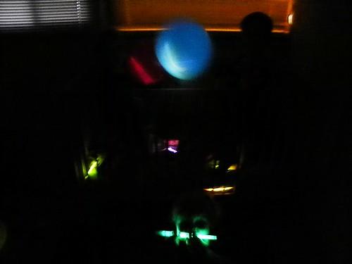 glowsticks!