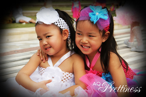 Sister Princesses - AQ Prettiness