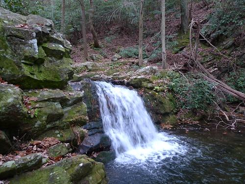 old creek waterfall forge jennings