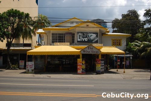 Wineshop Cebu
