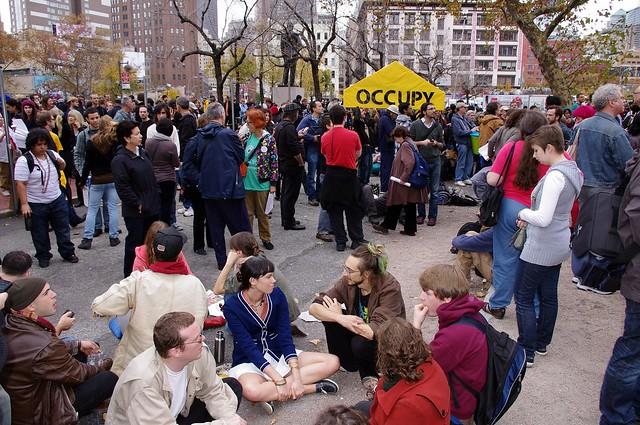 Day 60 Occupy Wall Street November 15 2011 Shankbone 14