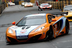 [Free Images] Transportation, Cars, Racing, McLaren, McLaren MP4-12C ID:201111250400