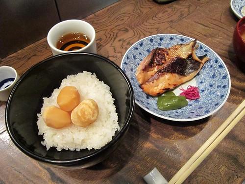 焼き魚定食 by Poran111