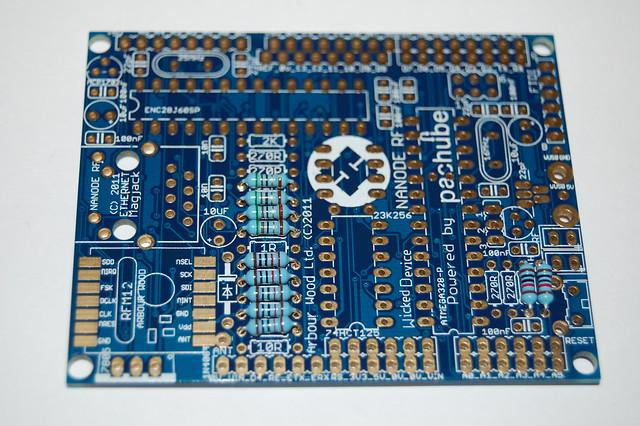 AD1 - Step 3 - 51R Resistors