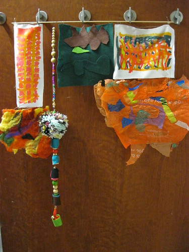 Textile Hangings 005