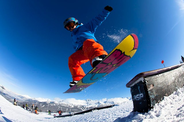 Finn Finestone - Whistler Mountain 2011
