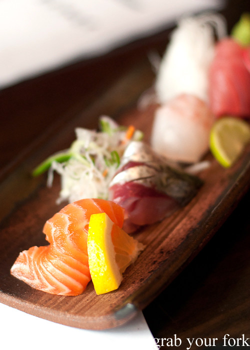 sashimi sushi izakaya fujiyama surry hills