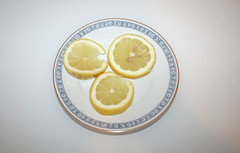 08 - Zutat Zitronenscheiben