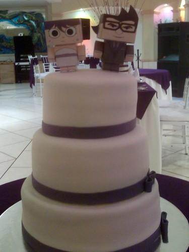 new cake topper