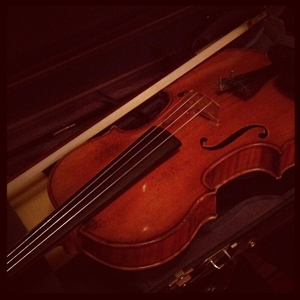 Time to Play #violin