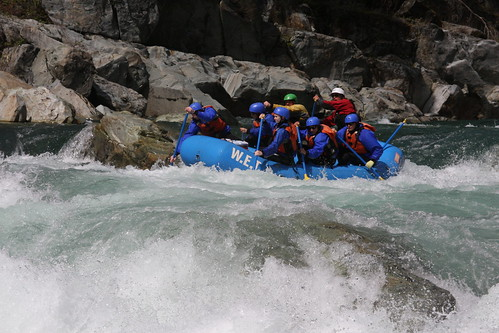 whitewater! north fork american in california wet river trips