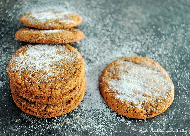 Ginger Biscuits for Christmas