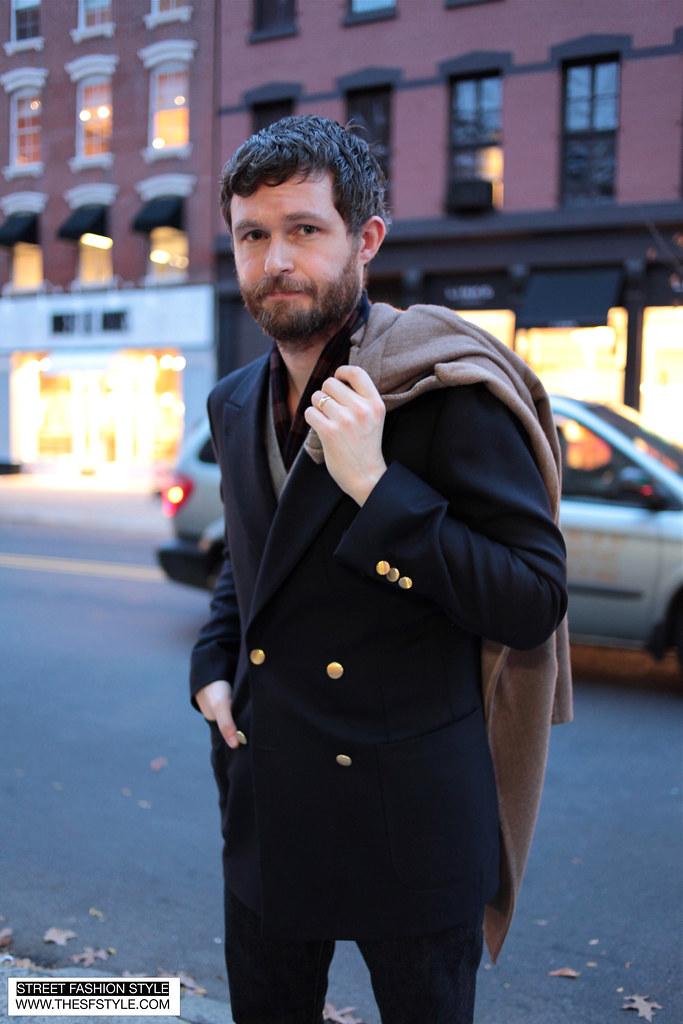 IMG 5248 copy Man Morsel Monday Street Fashion Style thesfstyle New York  NYC Manhattan men s menswear Double 739fa7c83