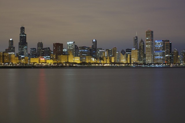 Chicago from Museum Campus