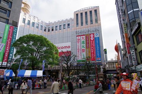 蒲田駅から品川行きのバスに乗った
