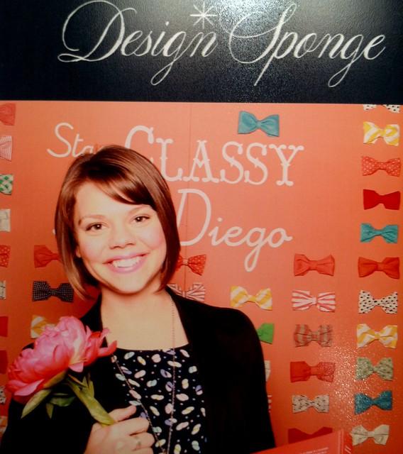 Design sponge event